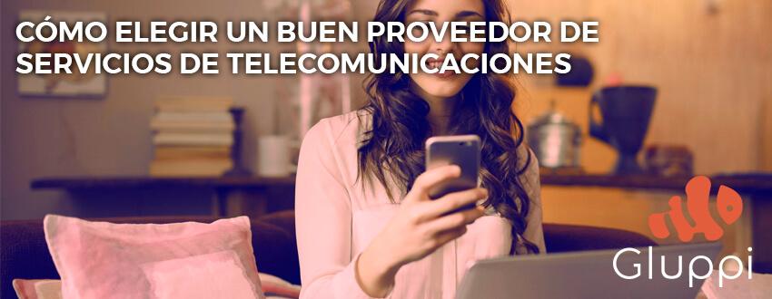 proveedor de servicios de telecomunicaciones