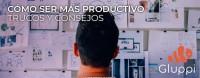 cómo ser más productivo